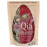 Nature's Path Qi'a Superfood Topper Cranberry Vanilla with Chia, Buckwheat + Hemp, Healthy, Organic & Gluten Free, 7.9 Ounces (Tamaño: 7.9 Ounce)
