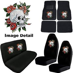 Bald Eagle Car Seat Covers
