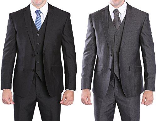 3-Piece-Slim-Fit-Athletic-Cut-Suit-for-Men-Includes-Jacket-Trousers-and-Vest