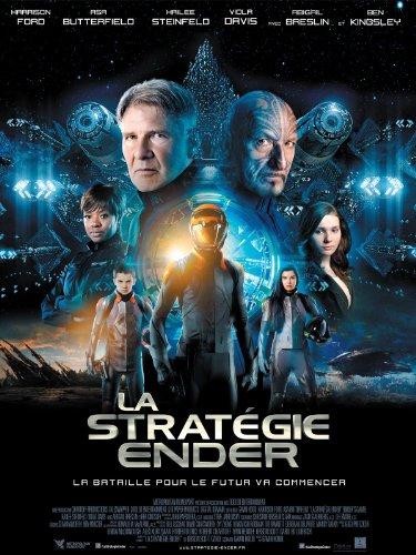 La strategie ender (ender's game) [Blu-ray]