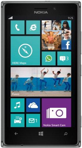 Nokia Lumia 925 Smartphone, Nero [Italia]