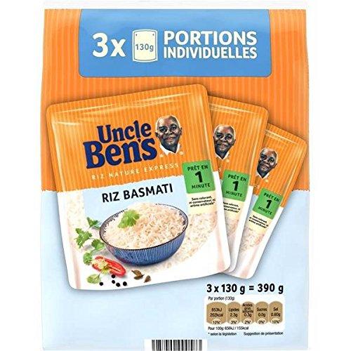 uncle-bens-riz-basmati-express-multi-pack-3x130g-prix-unitaire-envoi-rapide-et-soignee