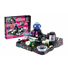 Cefa - Laboratorio Monstruoso Monster High Nv