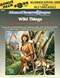 img - for Wild Things (Advanced Dungeons & Dragons) book / textbook / text book