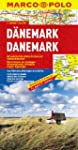 Danemark - Carte routi�re et touristi...