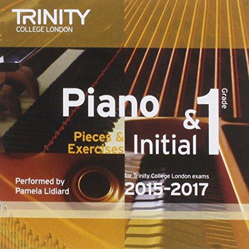 Piano Initial 2015-2017 (Piano Exam Repertoire)