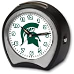 Collegiate Alarm Table Clock NCAA Tea...