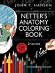Netter's Anatomy Coloring Book: with...