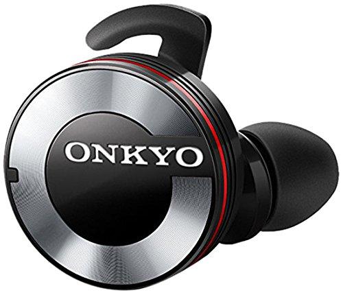 ONKYO フルワイヤレスイヤホン 密閉型/Bluetooth 4.1対応 ブラック W800BTB