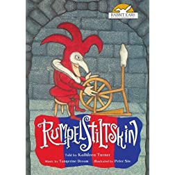 Rumpelstiltskin, Told by Kathleen Turner with Music by Tangerine Dream