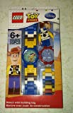 LEGO TOY STORY - 30 PIECE WOODY MINI-FIGURE & WATCH COMBO