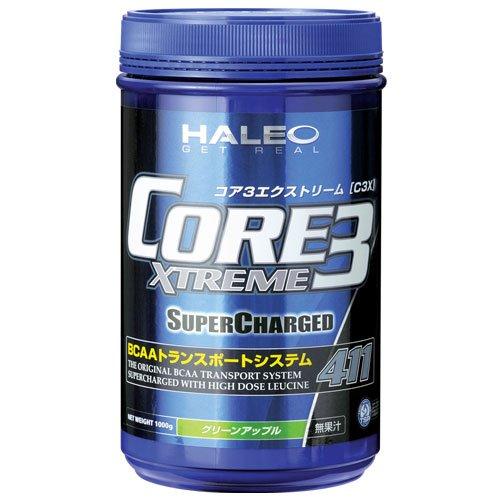HALEO C3Xスーパーチャージド 1000g グリーンアップル