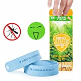 Mosquito Repellent Bracelets 6 Pack + 6 Bonus Bug Repellent...