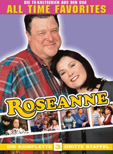 Roseanne - Die komplette 3. Staffel (Digipack, 4 DVDs)