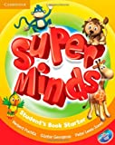 img - for Super Minds Starter Student's Book with DVD-ROM book / textbook / text book
