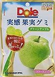 不二家 ドールグミ(実感グリーンアップル) 40g×10袋