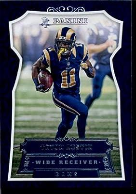 2016 Panini #187 Tavon Austin Los Angeles Rams Football Card-MINT
