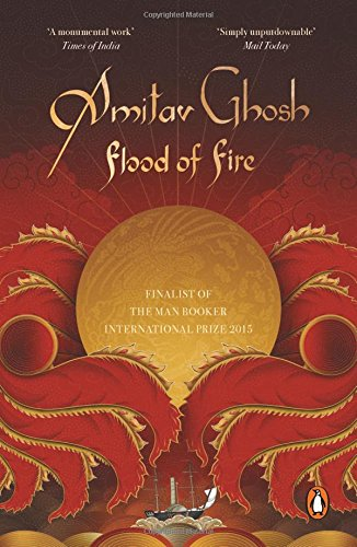 Flood of Fire price comparison at Flipkart, Amazon, Crossword, Uread, Bookadda, Landmark, Homeshop18