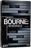 Jason Bourne - L'Intégrale - [Edition Limitée - Boitier Métal ] - Intégrale DVD 1 à 4 [Pack Collector boîtier SteelBook]