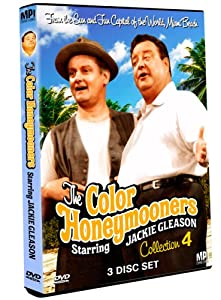 Color Honeymooners Collection, Vol. 4 from Mpi Home Video