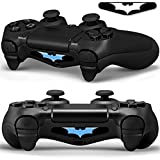 2xLED Light Bar Decal Sticker F PlayStation 4 PS4 Controller DualShock 4 #0006