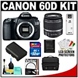 Canon EOS 60D Digital SLR Camera Body with