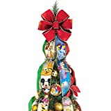 Ultimate Disney Wondrous Christmas Pre-Lit Pull-Up Christmas Tree by The Bradford Exchange
