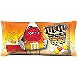 M&ms Candy Corn White Chocolate Candies, 3 Bags @ 9.9 Oz Each