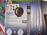 Search : Fine River Fly Fishing Kit: Rod, Reel, Line, Leader and Flies