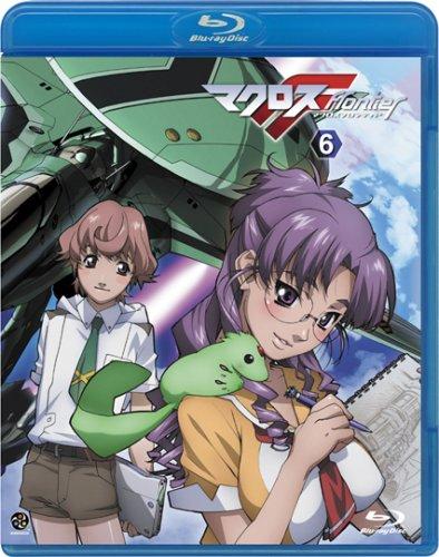 マクロスF(フロンティア) 6 (Blu-ray Disc)