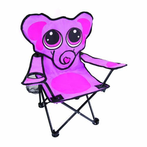 Pacific Play Tents Emily The Elephant Folding Chair front-974868