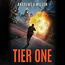 Tier One Audiobook by Brian Andrews, Jeffrey Wilson Narrated by Ray Porter