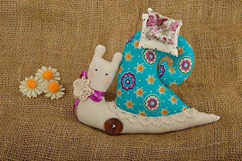 jouet-en-tissu-fait-main-peluche-decorative-objet-deco-maison-jouet-escargot
