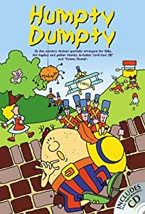 Amazon.com: Humpty Dumpty. Partitions, CD pour Ligne De Mélodie
