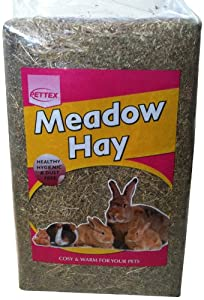 Pettex Compressed Bale Meadow Mini Hay (Pack of 5)