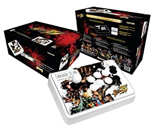 Xbox 360 Street Fighter IV FightStick