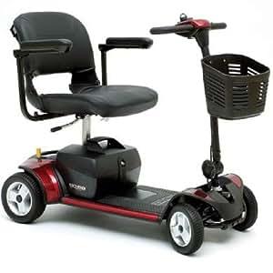 Pride Elite Traveller Plus 4 Mobility Scooter