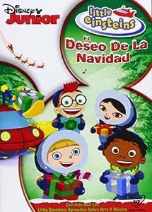 Amazon.com: Little Einsteins - El Deseo De La Navidad