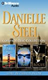 Danielle Steel Danielle Steel Compact Disc Collection: Amazing Grace/Honor Thyself/Rogue