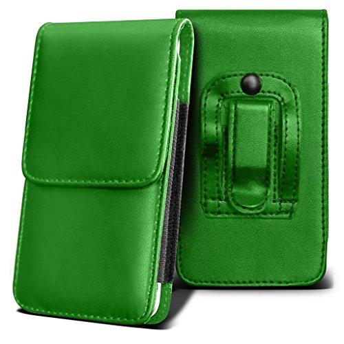 gigabyte-gsmart-guru-holster-case-green-universal-vertical-pouch-flip-belt-clip-pu-leather-wallet-ca