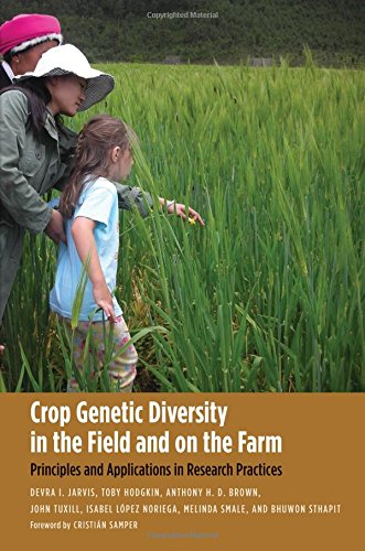 Crop Genetic Diversity in the Field and on the Farm: Principles and Applications in Research Practices (Yale Agrarian Studies Series) PDF