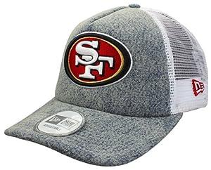 New Era NFL SAN FRANCISCO 49ers ACID 9FORTY Trucker Cap