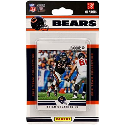 NFL Chicago Bears 2012 Score Team Set