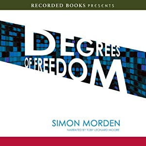 Degrees of Freedom   [Simon Morden]