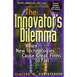 Innovatorrsquos Dilemma When New Technologies Cause Great Firms to Fail