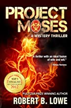 Project Moses (An Enzo Lee Mystery Thriller Book 1)