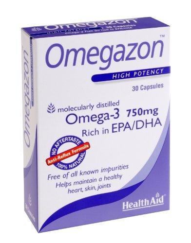 HealthAid Omegazon - 30 Capsules
