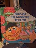 Ernie & Twiddlebug Fair (Super Shape Book)