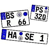 wunschkennzeichen 1/18 1/24 1/43 1/72 1/32 Alles MÖglich Auch Motorrad Nummernschild Wunsch Wunschnummernschild Modellauto Modell Auto