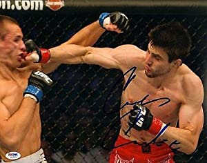 Carlos Condit Signed UFC 11x14 Photo COA Picture Autograph 143 154 158 - PSA/DNA Certified - Autographed UFC Photos